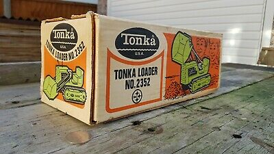 Vintage Tonka Loader No.2352 Boxed • 64.95£