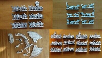 Warmaster Chaos Units Various - Combined Postage On Multiple • 10£