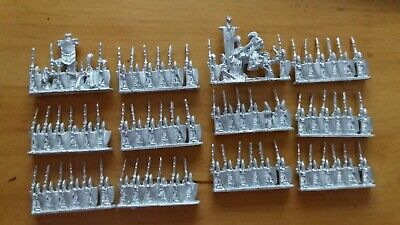 Warmaster High Elves Units Various High Elf - Combined Postage On Multiple • 12£