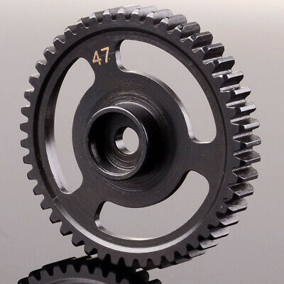 HPI76937 47T Steel Spur Gear 47 Tooth (1M) For HPI RC Model Car SAVAGE X 4.6 • 11.18£