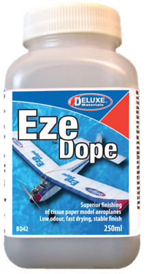 Deluxe Materials Eze Dope - 250ml. The Non Toxic Alternative To Traditional Dope • 11.20£