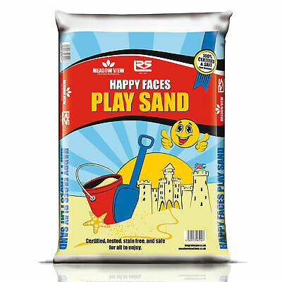 20KG Play Sand Childrens Kids Toy Pit Non Toxic Non Staining Safe Clean Playsand • 12.50£