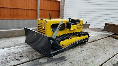 Vintage Tonka Mighty Dozer Bulldozer No.3906 • 69.95£