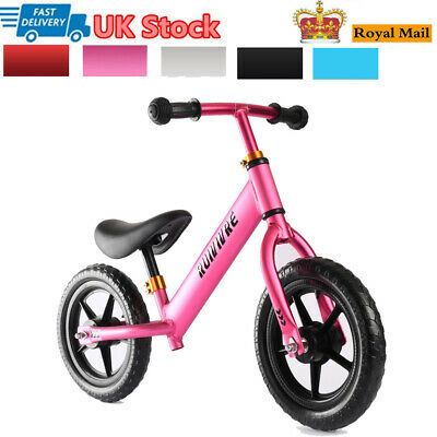12 Kids Balance Bike Walking Balance Training For Toddlers Children • 26.99£
