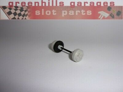 Greenhills Scalextric Bentley Continental Rear Axle & Wheels - Used - P5980 • 3.99£