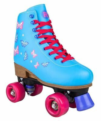 Rookie Blossom Kids Adjustable Roller Skates - Blue • 59.95£
