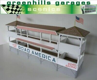 Greenhills Scalextric Slot Car Building Road America Pagoda Kit 1:43 Scale - ... • 24.99£
