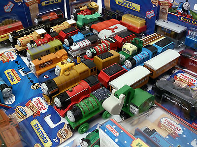 Engines, Trucks, Carriages, Train Sets - BRIO ELC THOMAS AND FRIENDS Wooden Toys • 19.95£