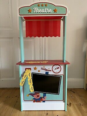 Kids Play Theatre / Market - Great Condition - Collection From Leytonstone • 10£