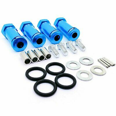 12MM Wheel Hex Hub Extension Adapter Sets For Wltoys 1/12 12428 12423 RC Car • 4.79£