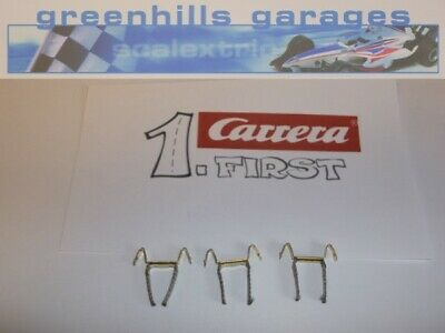 Greenhills Scalextric Carrera First Double Contact Brushes / Braids X 3 - NEW... • 4.39£