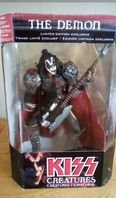 """Kiss Creatures Limited Edition 12"""" Kiss Figures, The Demon • 64.99£"""