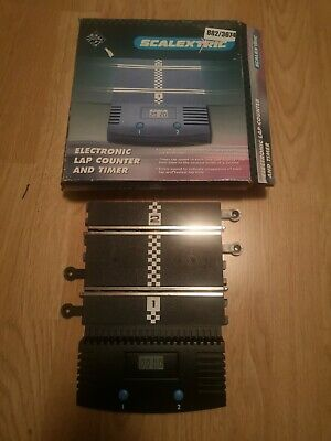 Scalextric C8045 Electronic Lap Counter And Timer Boxed In Great Working Order • 9.99£