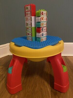 Early Learning Centre 143518 Building Activity Table • 2£