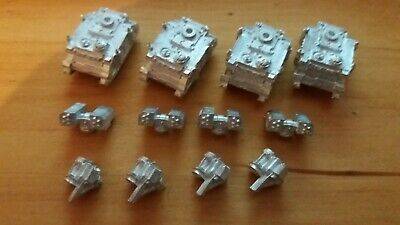 Epic Epic40k 4x Space Marine Whirlwinds • 2.20£