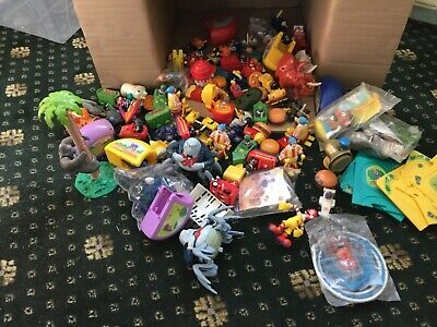 Collection Of McDonald's Happy Meal Toys • 5£
