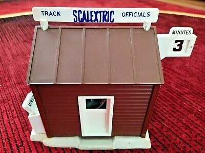 Scalextric Timekeepers Hut A238 • 25£