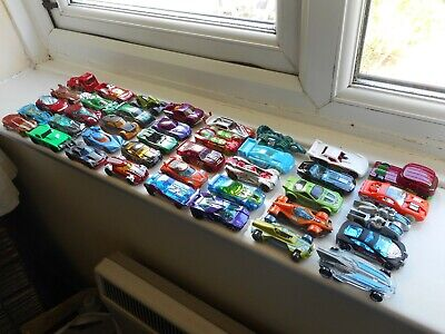 Hot Wheels Job Lot X40 Toy Cars, Fantasy Designs, Excellent Condition • 12.50£