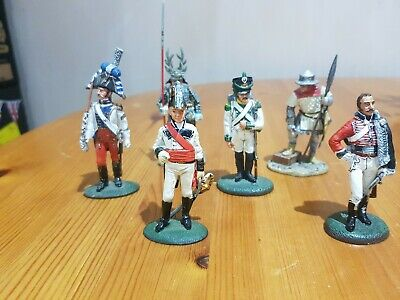 Del Prado Toy Soldier  Selection Of 6 Various Soldiers  • 3.20£