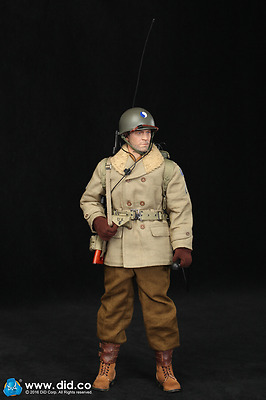 DRAGON IN DREAMS - DID - 1/6 - WW II - BOXED - US - PAUL  29th Infantry Division • 149.99£
