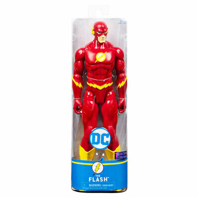 DC Comics 12-Inch The Flash Action Figure *BRAND NEW* • 17.99£