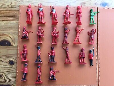 21 Vintage 1960's Crescent, Lone Star, & Other Ceremonial Guards • 5.99£