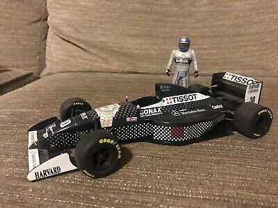 Sauber C13 1994 Heinz-Harald Frentzen With Driver Model Paul's Model Arts 1:18 • 20£