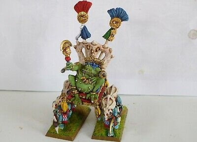 Painted Warhammer Classic Slann Mage Priest • 19.99£