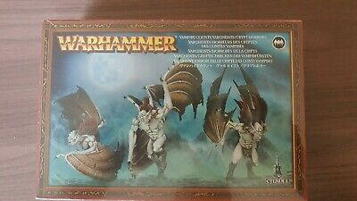 Warhammer Fantasy - Vampire Counts Vargheists/Crypt Horrors Sealed • 29.99£