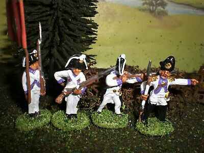 Painted Saxon 12th Infantry.  Scale 1:72. • 17.99£