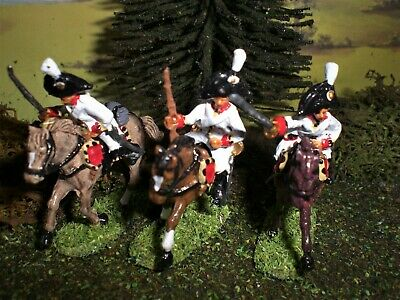 Painted Saxon Carabiniers.  Scale 1:72. • 9.99£
