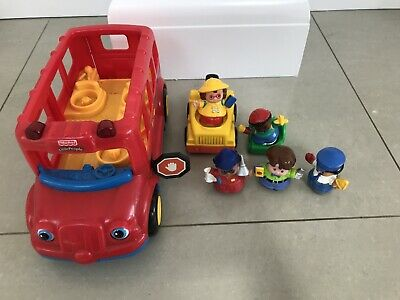 Fisher Price Little People Bus  • 12.99£
