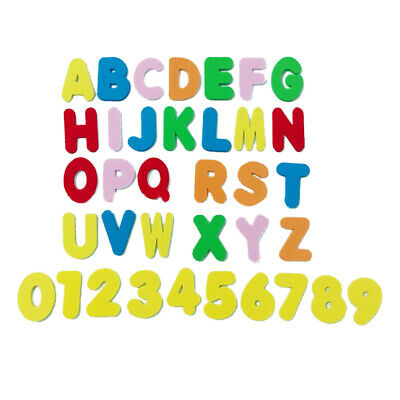 Baby Bath Magnetic Foam Letters And Numbers For Children Toy Net Set Kids Toy Tp • 1.99£
