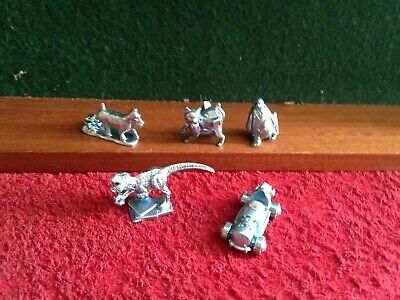 Monopoly Parker Hasbro Cheaters Edition Replacement Spare Playing Pieces Tokens  • 2.99£