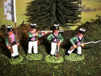 Painted Prussian 7th Fusiliers.  Scale 1:72. • 9.99£