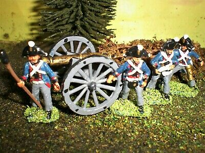 Painted Prussian Foot Artillery.  Scale 1:72. • 9.99£
