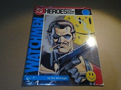 WATCHMEN RPG - Heroes 235 Mayfair Games Factory Sealed New Condition • 22.89£