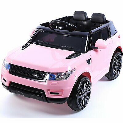Kids Mini Range Rover HSE Sport Style 12v Electric Battery Compact Jeep - Pink • 109.95£