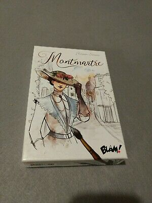 Montmartre Card Game • 10£
