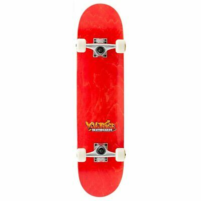 Voltage Graffiti Logo Complete Skateboard SB1500 - Red • 44.95£