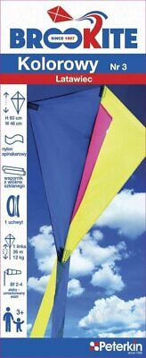 Brookite 3454 Traditional Cutter No.3 Kite • 12.02£