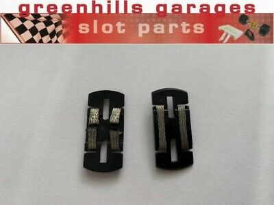 Greenhills Scalextric 360 Degree / Superstox Braid Plate Pair- New - G2527 ##x • 4.94£
