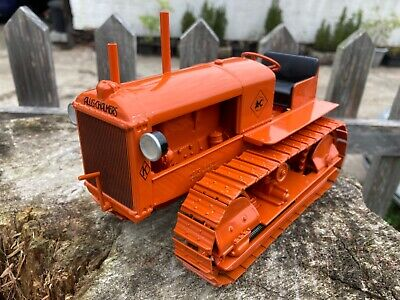 1/16 Scale Speccast Allis Chalmers K Crawler Raupe Tracteur Tractor NTTC 2001 • 100£