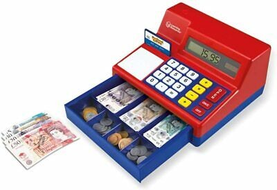 Calculator Cash Register Pretend Play Learning Educational Kids Toy Playset Gift • 38.29£