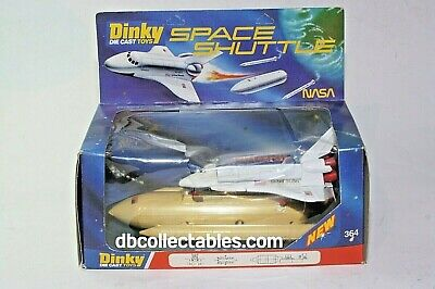 Dinky 364 NASA Space Shuttle With Booster, Mint In Original Box • 119£