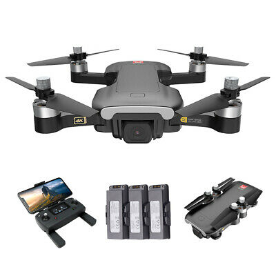 MJX Bugs 7 B7 RC Drone With Camera 4K  5G Wifi Brushless Motor GPS Optical T4H7 • 138.68£