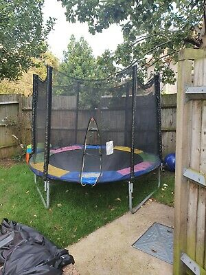 Trampoline 8ft Used • 50£