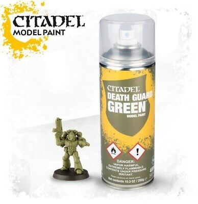 Citadel Citadel Death Guard Green Spray  - GW-62-32 • 11.99£