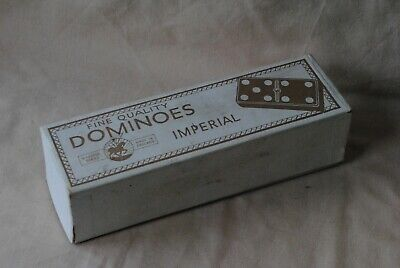 Box Of  Imperial  Dominoes. • 2.50£