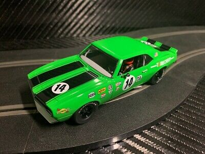 Pioneer Slot Car Unboxed Chevy Camaro Clean Version  - Compatible Scalextric Dpr • 19£